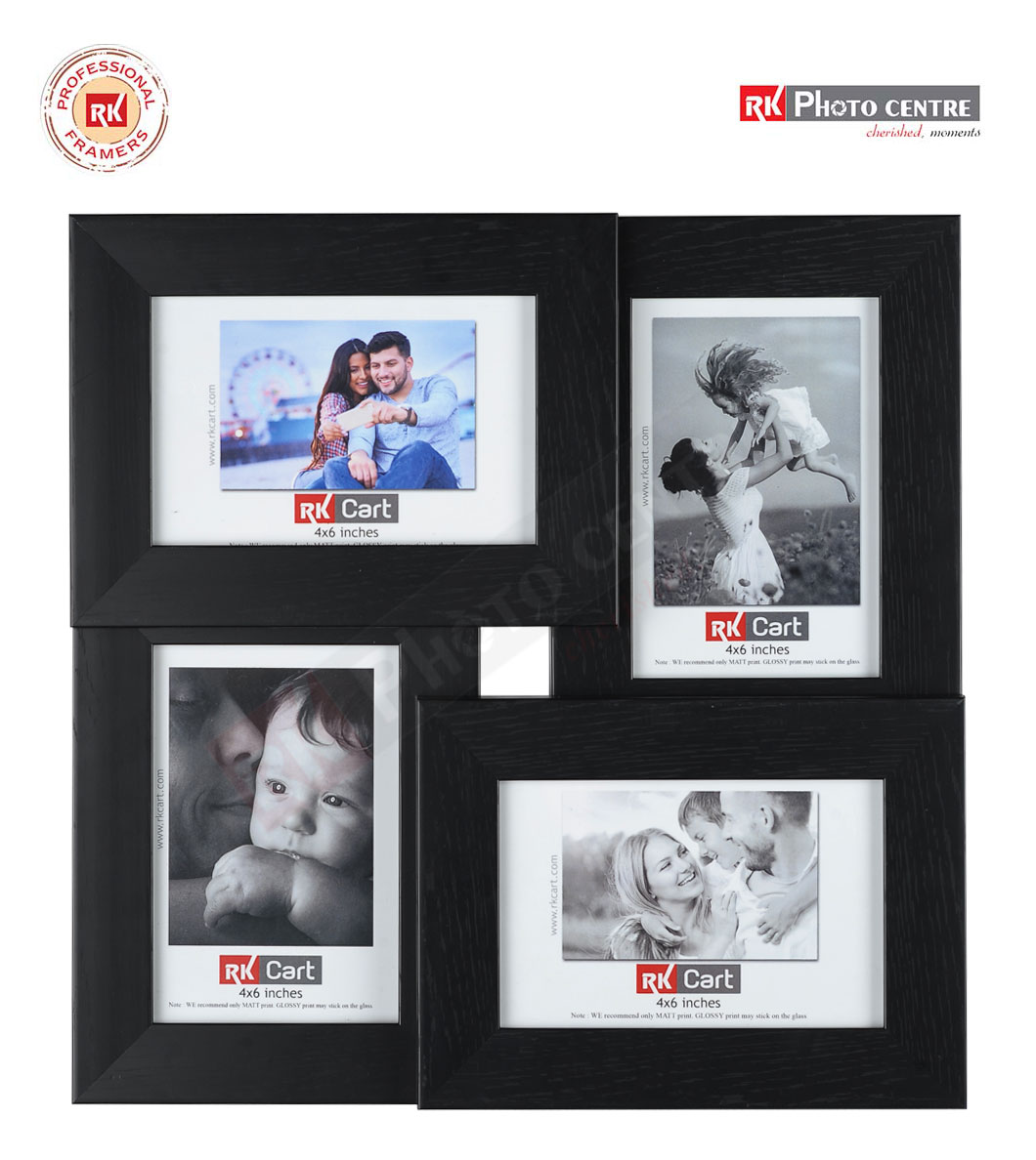 Deer Antler Collage Picture Frame - Picture Frame Ideas